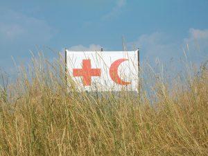 Rotes Kreuz und Roter Halbmond in Solferino