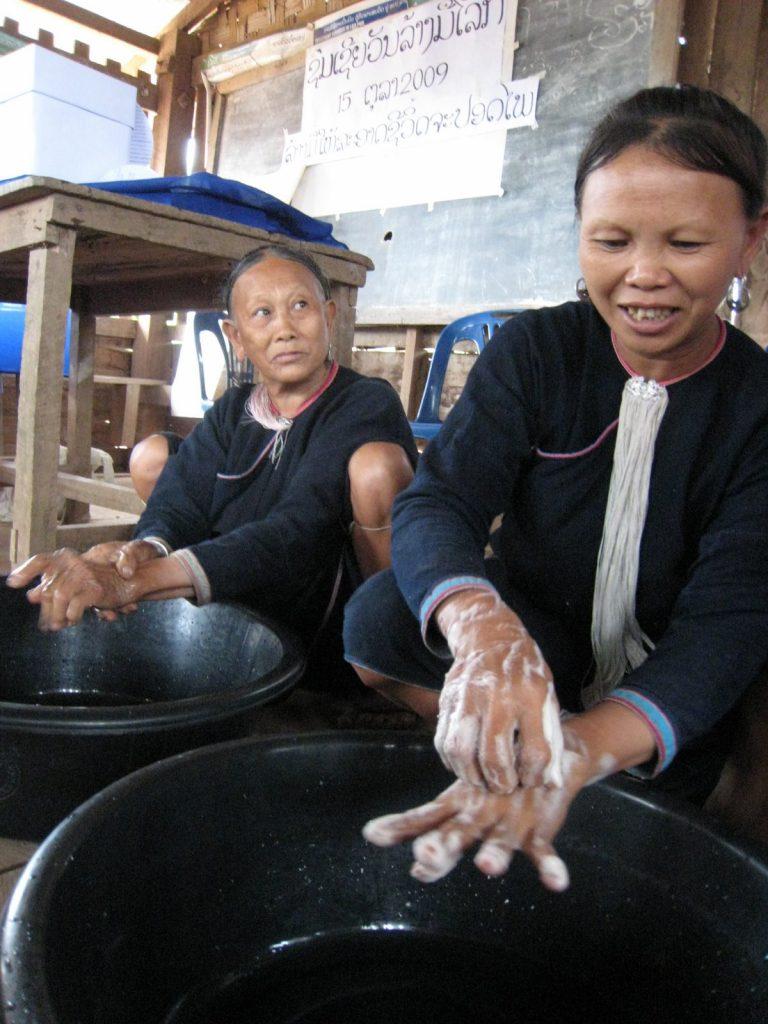 """Am 15. Oktober fand heuer zum 2. Mal der """"Global Handwashing Day"""" – also der Globale Hände-Wasch-Tag statt."""
