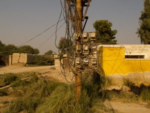 Fehlersuchbild: Warum ist kein Strom mehr da?