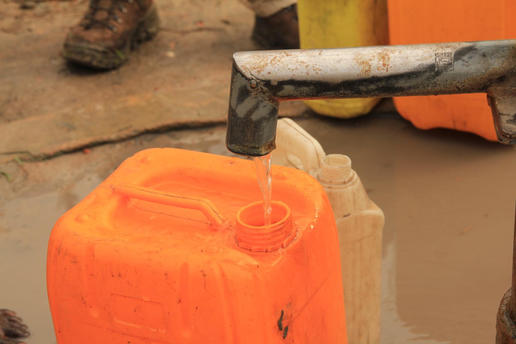 Water in NBEG