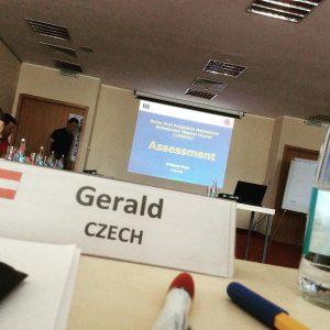 Seminarstart in der bulgarischen Hauptstadt Sofia