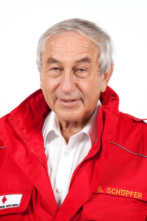 Univ.-Prof. DDr. Gerald Schöpfer, Präsident des Österreichischen Roten Kreuzes.