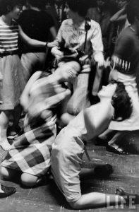 Japanische Jugendliche. Foto: Life! Michael Rougier 1964